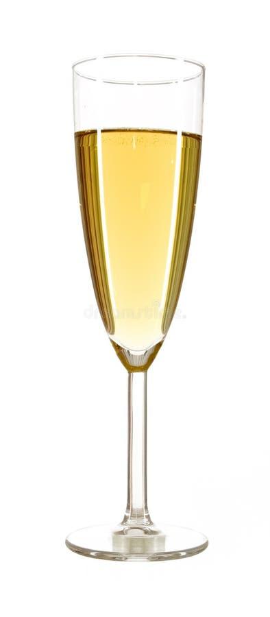 Download Glass vit wine fotografering för bildbyråer. Bild av toast - 988949