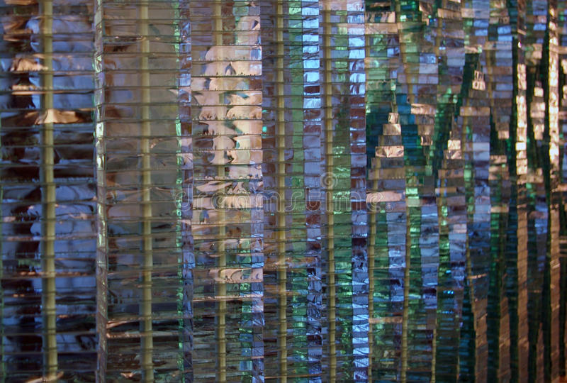 Download Glass Wall. Stock Images - Image: 14288924