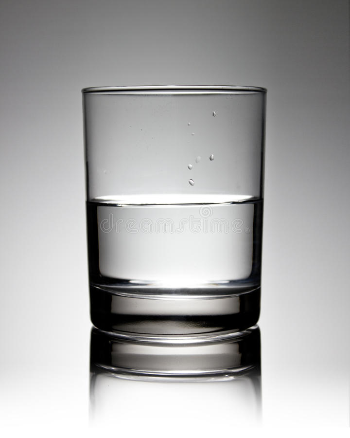 Download Glass of water stock photo. Image of liquid, refresh - 25202190