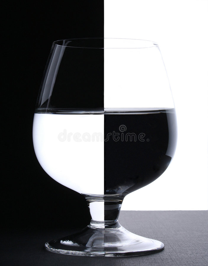 Download A glass with water stock image. Image of laconic, celebration - 6187817