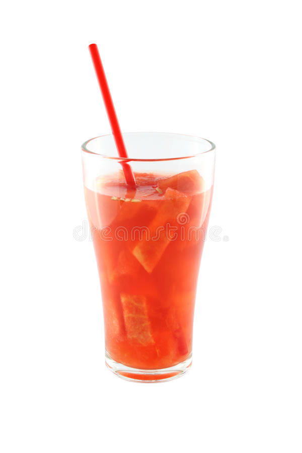 Download Glass of watermelon juice stock photo. Image of drink - 23440230