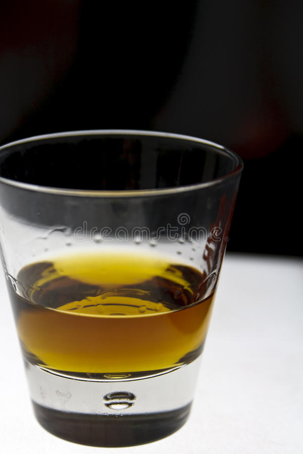 Glass Of Whiskey Royalty Free Stock Image