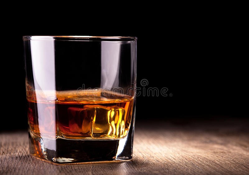 Download Glass with whiskey stock photo. Image of glass, liquor - 29245908