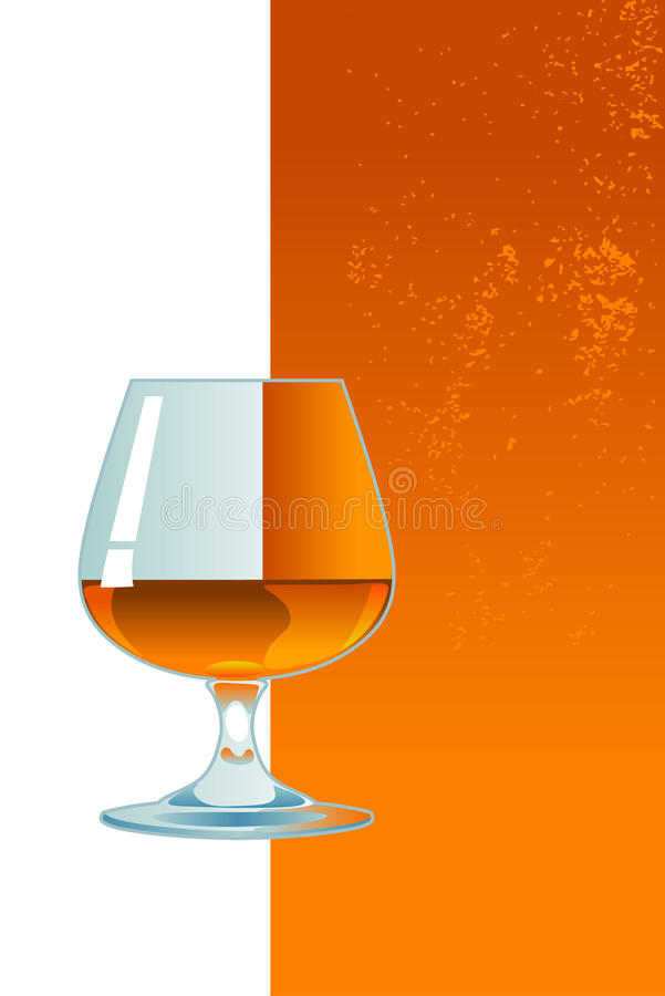 Download Glass Of Whiskey With Ice. Stock Images - Image: 15252204
