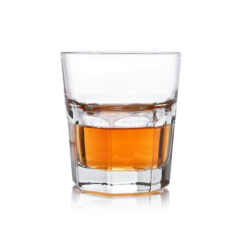 glass whisky royaltyfria foton