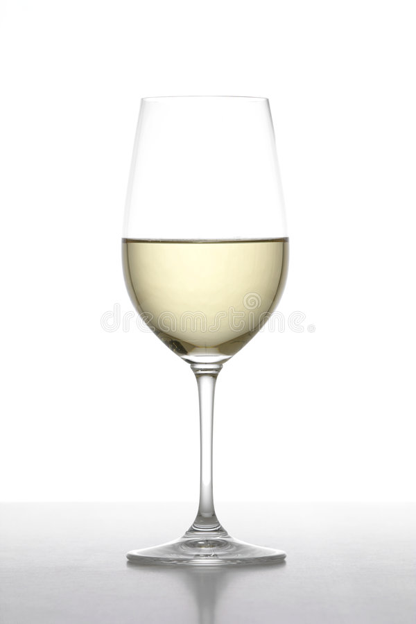 Download Glass of white wine stock image. Image of object, alcohol - 6747901