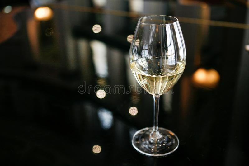 Grand Hotel - wine 03 stock image