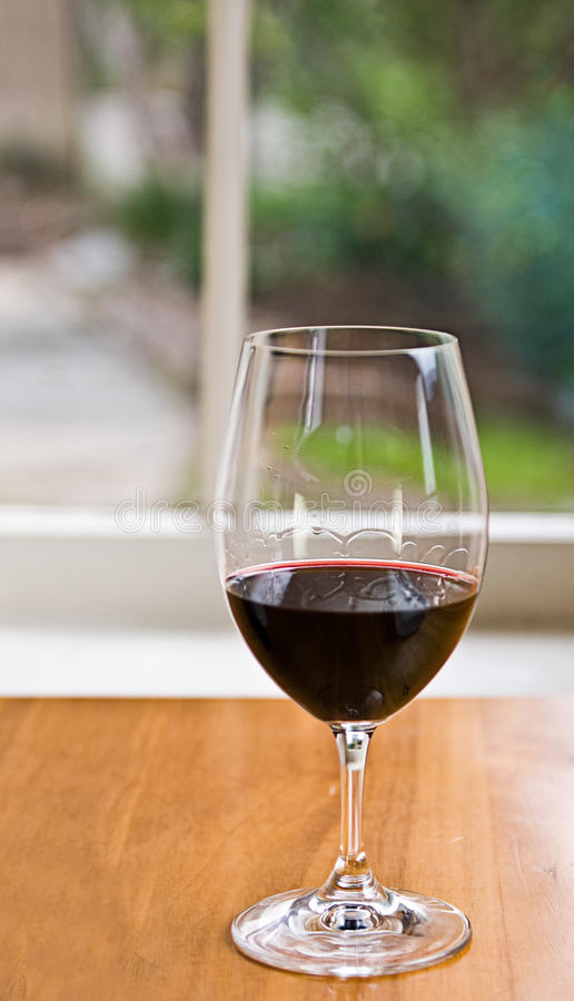 Download Glass of Wine stock photo. Image of crystal, background - 10480916