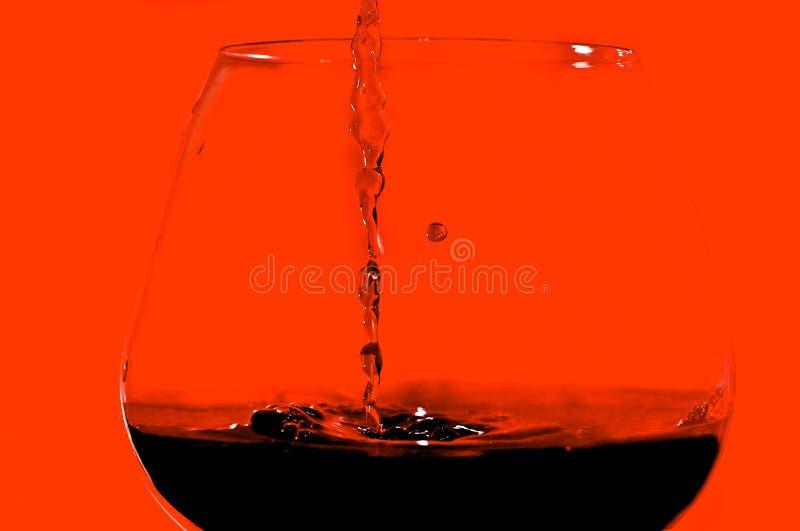 Download Glass of  wine stock image. Image of food, brunello, macro - 13132319