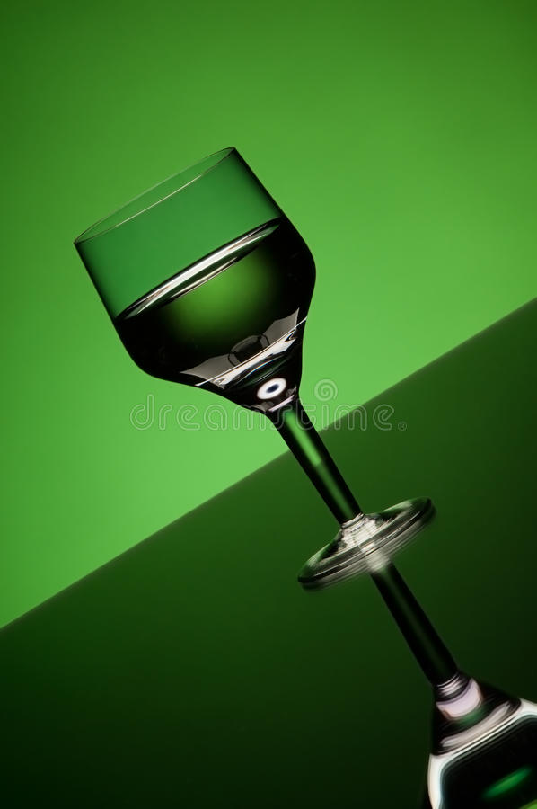 glass wine arkivbild