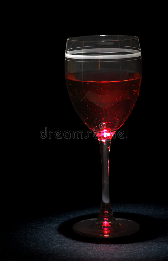glass wine arkivfoto