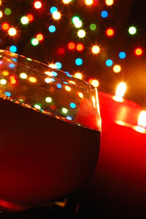 glass wine royaltyfria bilder