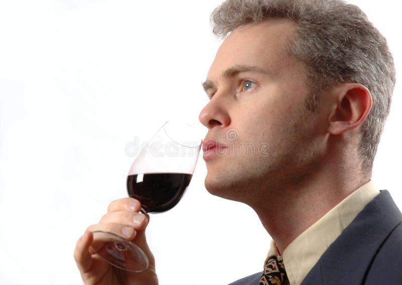 Glass_wine photographie stock libre de droits