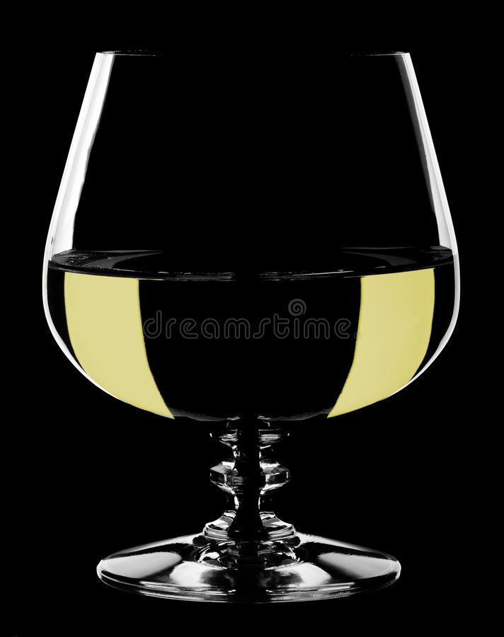 Download Glass Wine Goblet, Isolated. Royalty Free Stock Photography - Image: 19226597
