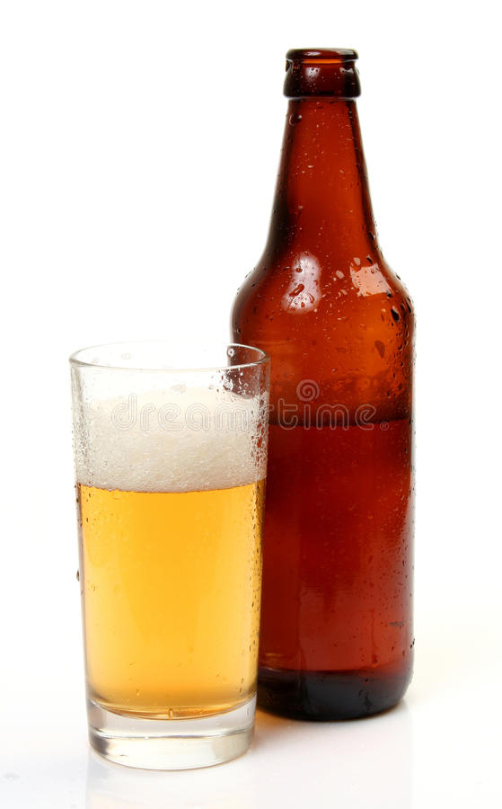 Free Glass With Beer Stock Image - 12562321