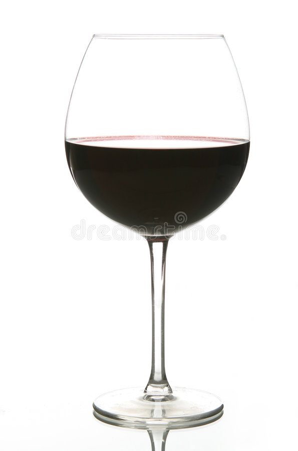 Free Glass With Wine Royalty Free Stock Photos - 6035278