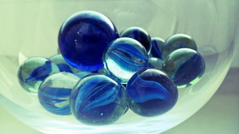 Glassballs imagem de stock
