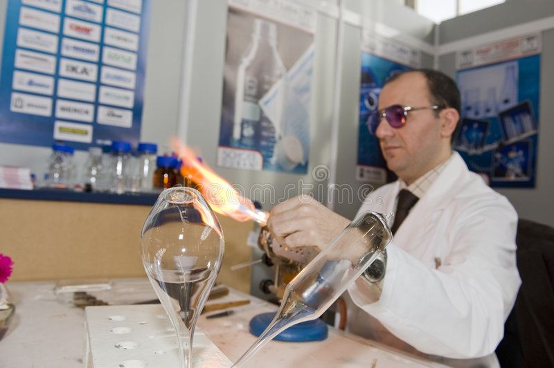 Download Glassblower editorial photo. Image of company, inform - 5482136