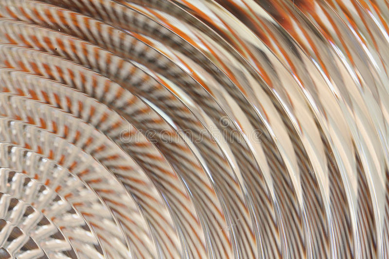 Glasscheinwerferauto lizenzfreies stockbild
