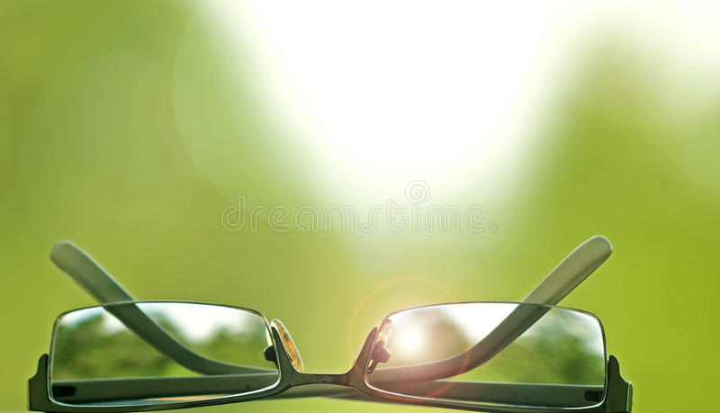Download Glasses stock photo. Image of reflection, frames, object - 14856328
