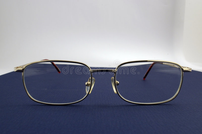 Glasses 2 royalty free stock images