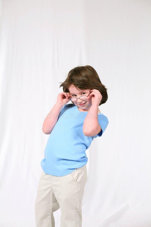 Download Glasses stock image. Image of child, portrait, brown, eyewear - 2414791