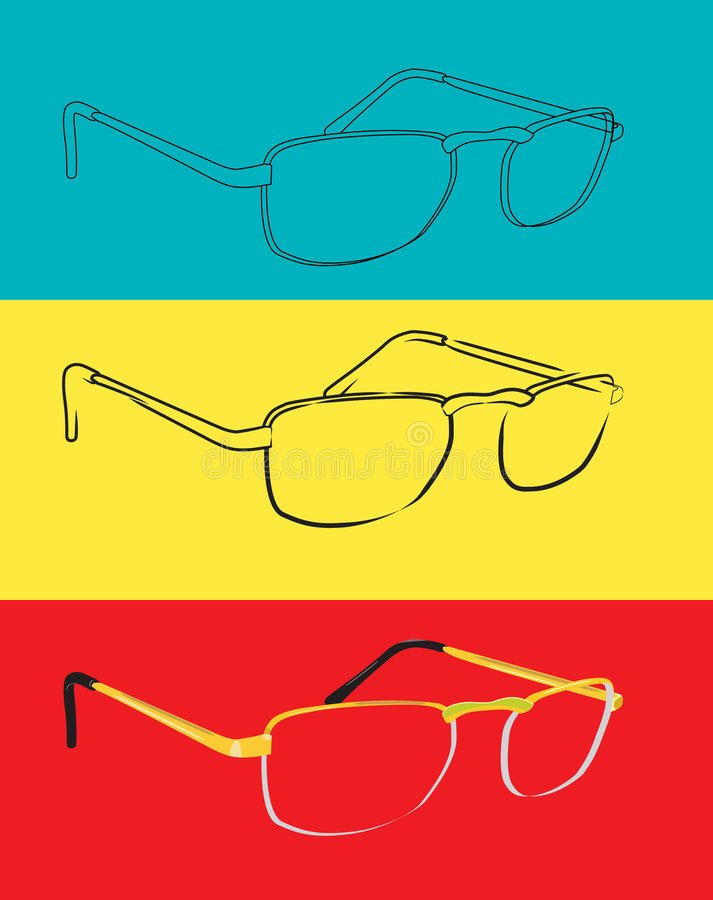 Download Glasses Stock Image - Image: 7497901