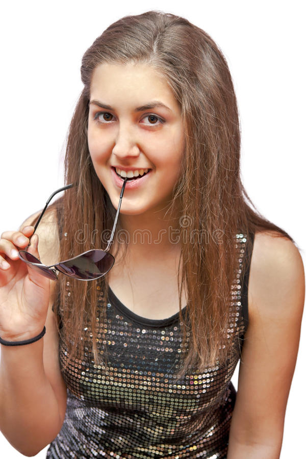 Download Glasses model stock photo. Image of fresh, caucasian - 19306270