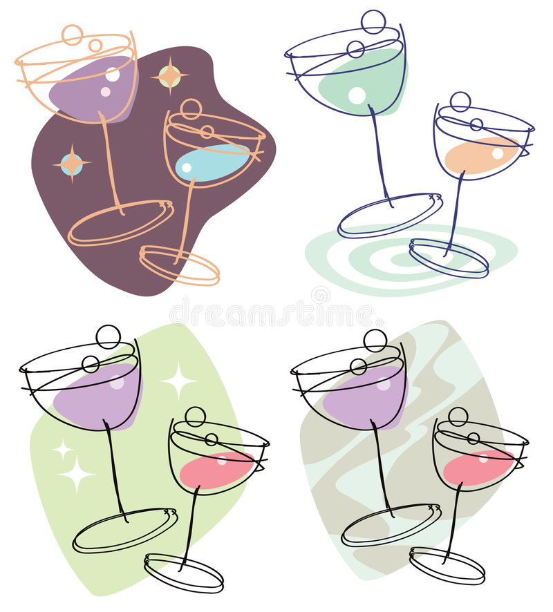 glasses party wine