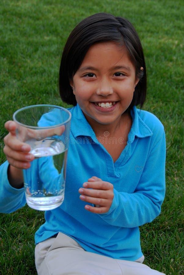 glassofwater zdjęcie stock