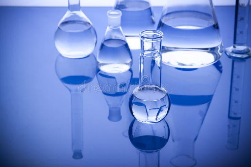 glassware labolatory fotografia royalty free