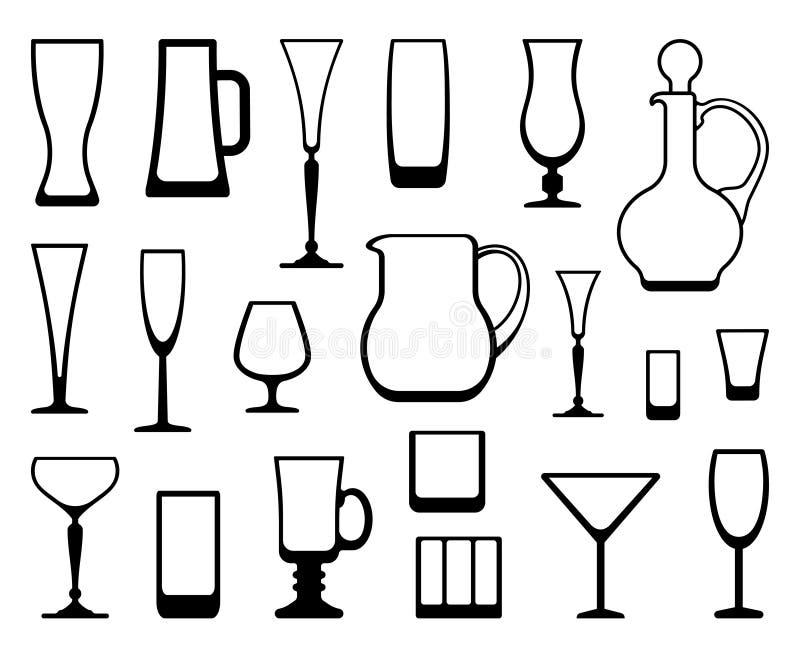 Download Glasswares Stock Photos - Image: 29176403