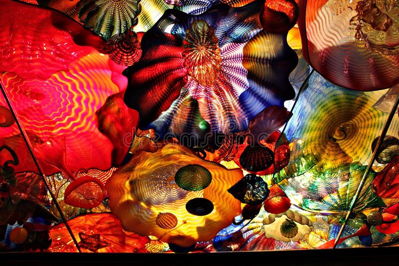 Glassworks στοκ εικόνες με δικαίωμα ελεύθερης χρήσης