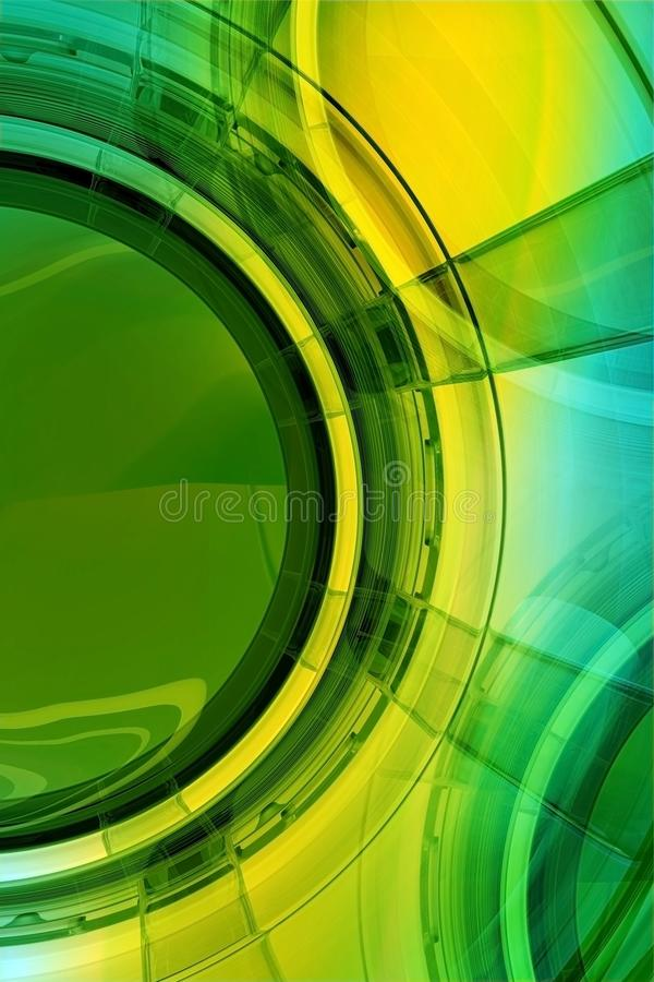 Download Glassy Background stock illustration. Illustration of abstract - 24165094