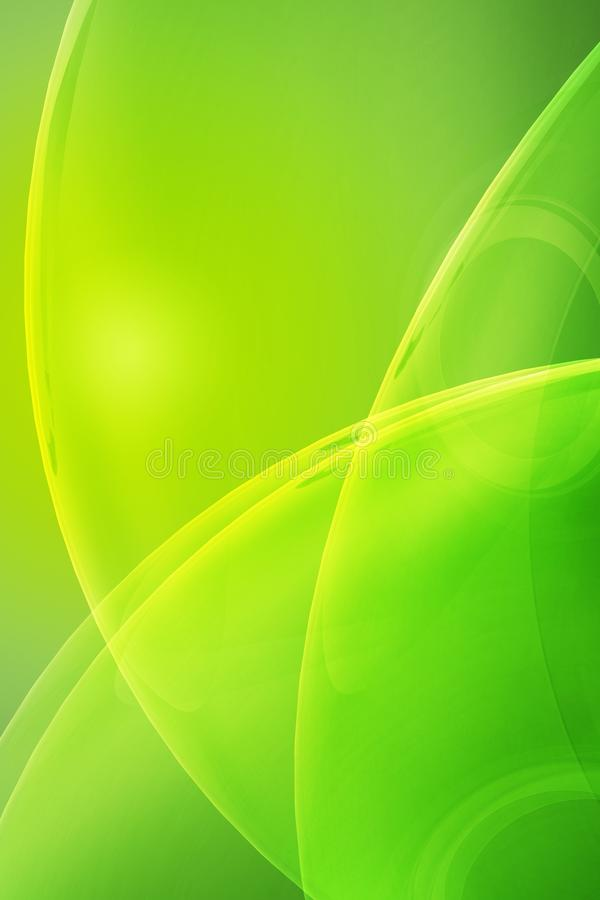 Download Glassy Green Background stock illustration. Image of fluo - 24709442