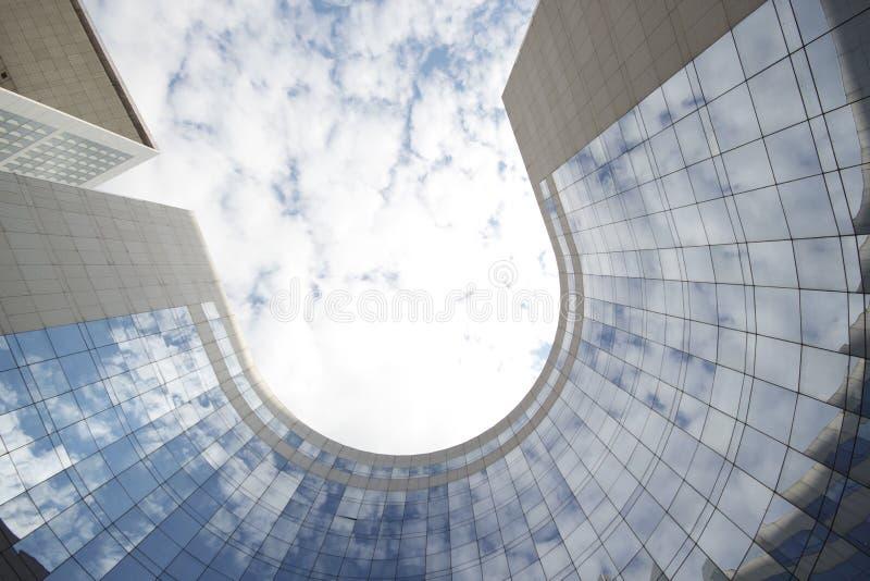 Download Glassy skyscraper stock photo. Image of modern, estate - 25941800