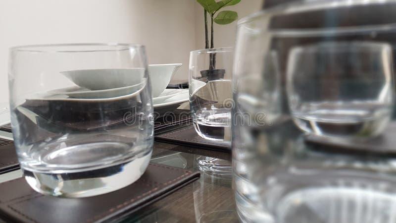 glaswaren stockfotografie