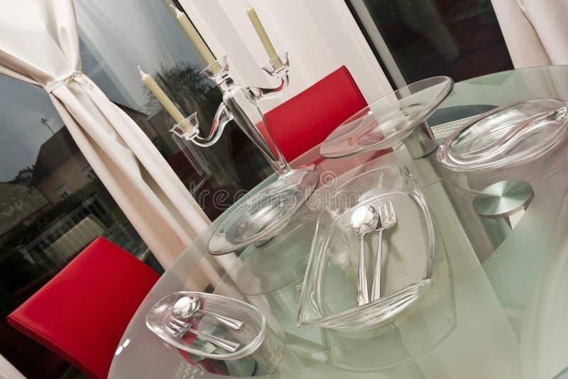 Glaswaren stockbilder