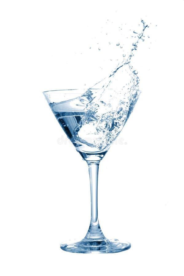 Glaswasser stockfotos