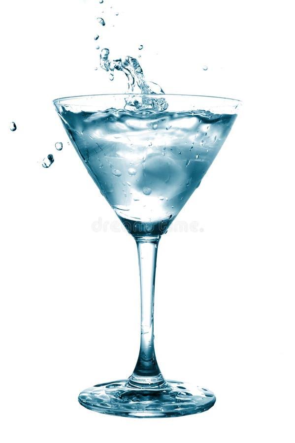 Glaswasser lizenzfreie stockbilder
