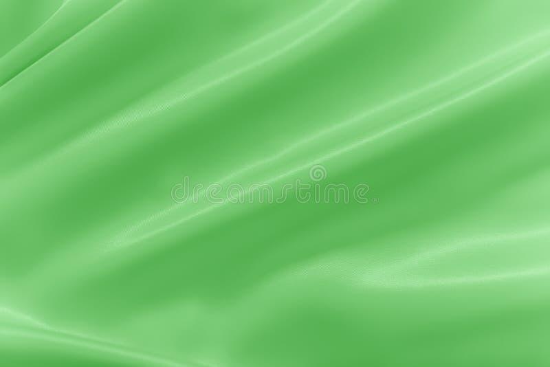 Glatte elegante glänzende Seiden- oder Satinluxusstoffbeschaffenheit kann als abstrakter Feiertagshintergrund verwenden lizenzfreie stockbilder
