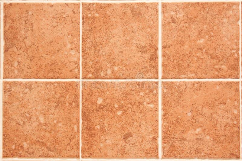 Glazed Tiles Stock Image