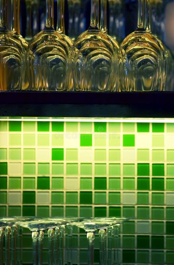 Download Glazen II stock afbeelding. Afbeelding bestaande uit restaurant - 288787