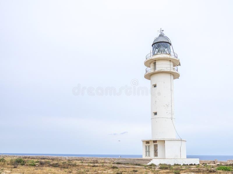 GLB DE Barbaria Lighthouse stock fotografie