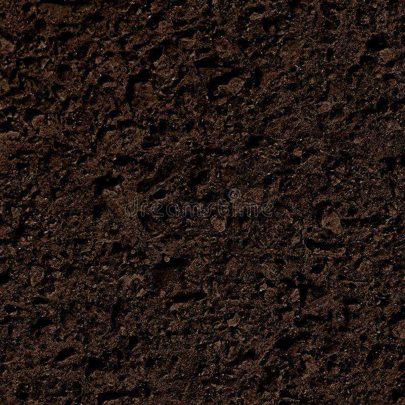 Glebowa brud tekstura ilustracja wektor