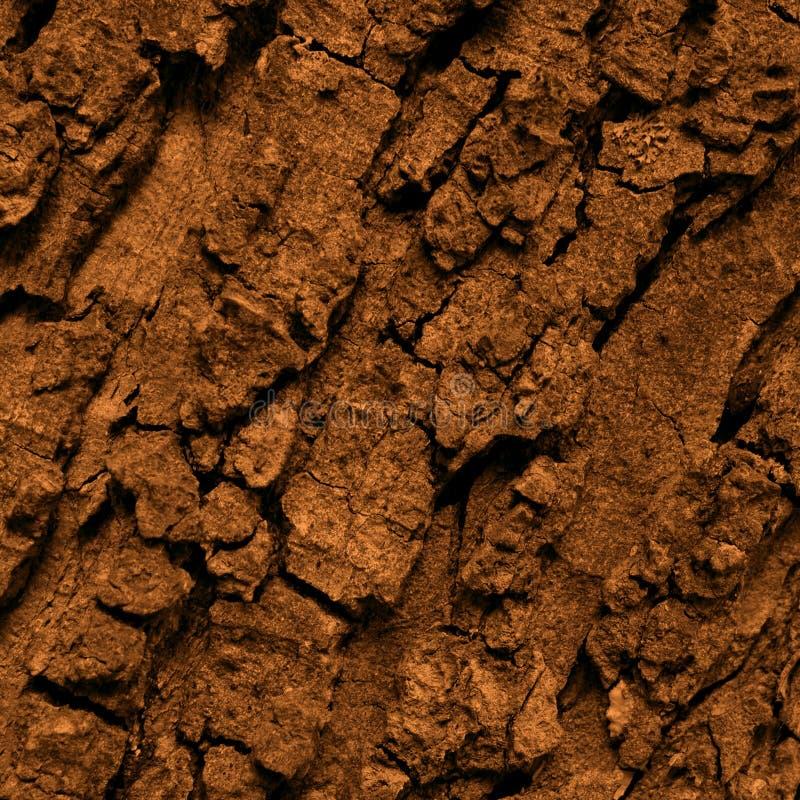 Glebowa brud tekstura royalty ilustracja