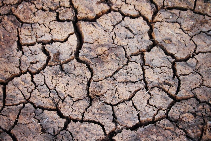 Glebowe tekstury; suchej ziemi tekstura fotografia stock