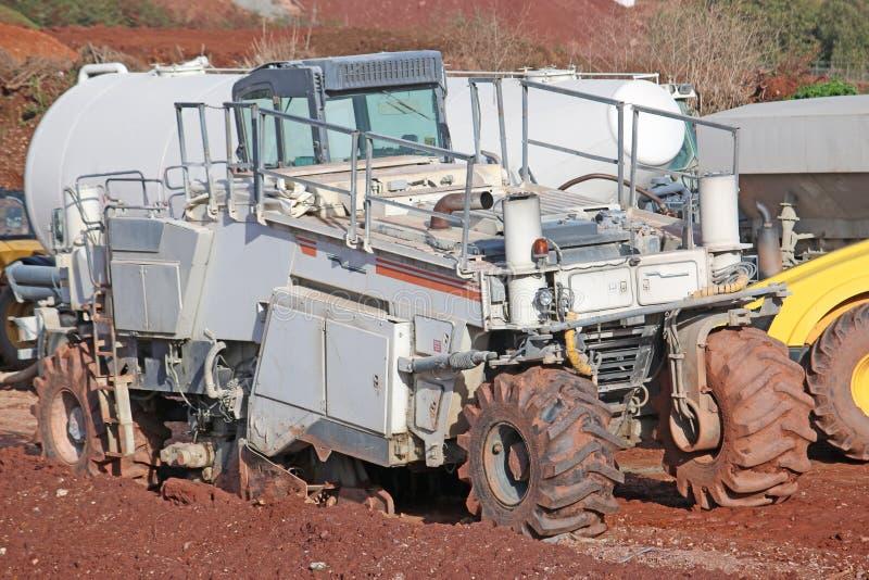 Glebowy stabilizator obrazy stock