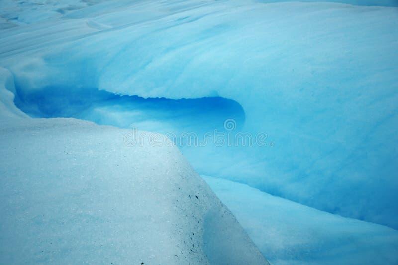 gleczeru lód zdjęcia royalty free