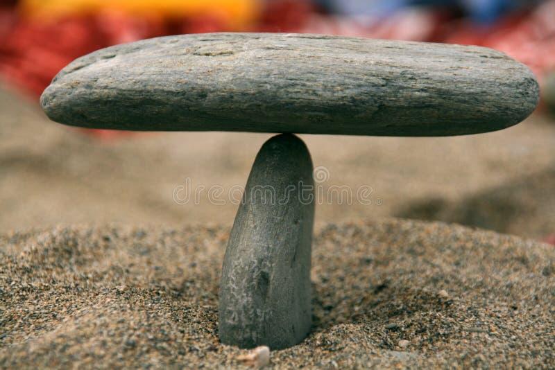 Gleichgewicht stockfotografie